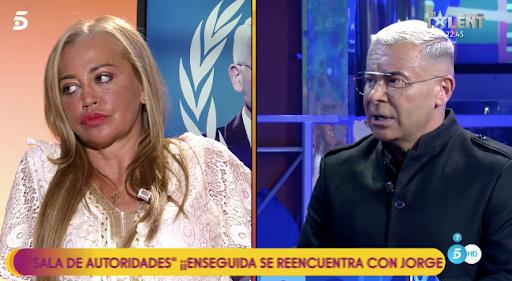 Desastrosa 'Cumbre de la paz': el 'dictador' Jorge Javier vuelve a atacar a VOX y Belén Esteban anuncia que quiere dejar 'Sálvame'