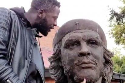 "El 'negro de VOX', al Black Lives Matter: ""Derriban a Colón o pintan a Churchill, pero no tocan al homófobo y racista 'Che' Guevara"""