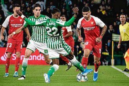 Derbi Sevilla - Betis: horario, alineaciones, dónde verlo... y las encendidas declaraciones de Dani Alves