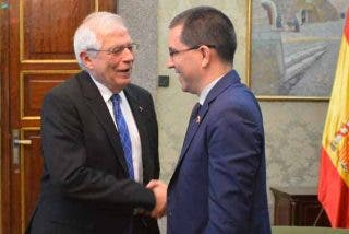 Denunciarán formalmente a Josep Borrell por el envío de su misión 'express' para blanquear a Maduro