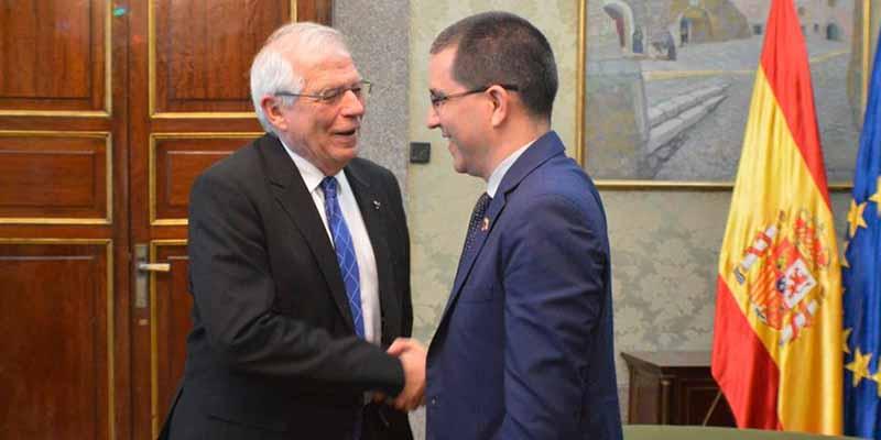 Un masaje disfrazado de amenaza: Borrell responde a Maduro tras la expulsión de la embajadora de la UE de Caracas