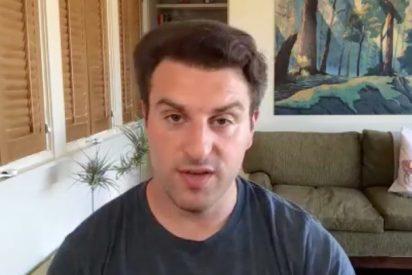"""Brian Chesky: """"Tardamos 12 años en construir Airbnb y perdimos casi todo en semanas por culpa del coronavirus"""""""