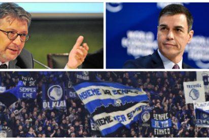 """Ignacio Camacho deja en fuera de juego al Gobierno Sánchez: """"Permitir público en los estadios es no haber aprendido la lección del 8-M"""""""