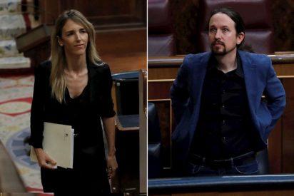 """Álvarez de Toledo planta cara al padre de Iglesias: """"Defenderé mi derecho a decir la verdad"""""""