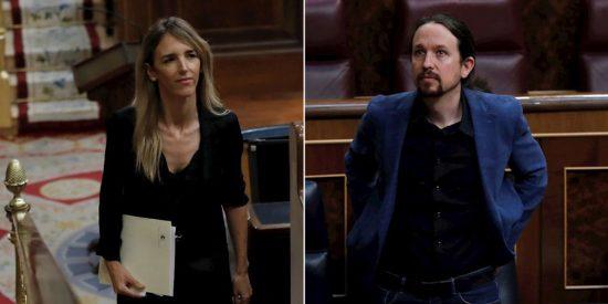 """Álvarez de Toledo sacude al 'fracasado' Iglesias: """"Es un híbrido de Otegi y Puigdemont"""""""