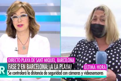 "La amarga queja de Mayka Navarro en directo: ""Toda mi vida sentimental se ha ido al garete"""