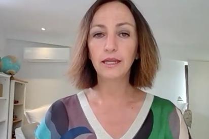 """Entrevista a la diputada Gádor Joya (VOX): """"Me da gracia que a Iglesias ahora le preocupen los ancianos cuando él apoyaba la eutanasia"""""""