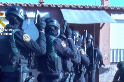 Capturan a los siete 'Asesinos de Feria': por el homicidio del dueño de una finca en Badajoz