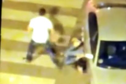 Alcalá de Henares: una vecina graba una brutal agresión machista y facilita la captura del sujeto
