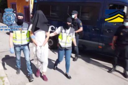 """El yihadista islámico atrapado en Madrid: """"Gracias Alá por el coronavirus que arrasa Europa, llévate más españoles"""""""