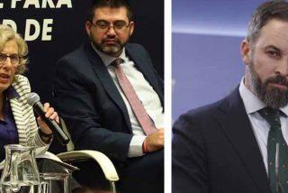 El odio de un exconcejal comunista de Carmena contra Abascal: «Lo mandaría a un campo de trabajo»