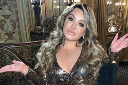 La cantante Chiquis Rivera se desnuda y sube la foto sin ropa a Instagram, para festejar su 34 cumpleaños
