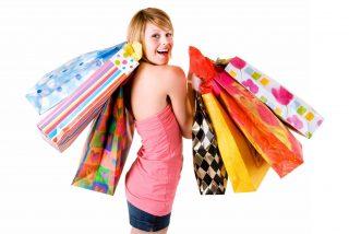 Chiste: el de las dos amigas que se van de compras y hablan de sus maridos
