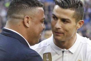 Ronaldo contra Ronaldo: El tremendo desprecio de una leyenda madridista contra otra