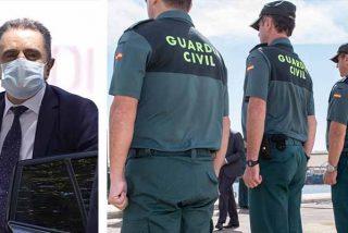 La Guardia Civil responde al Delegado del Gobierno en Madrid: