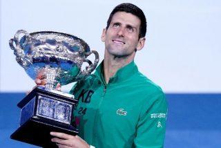 Crujen con saña a Djokovic por su 'fiestón' tras acabar dando positivo por coronavirus