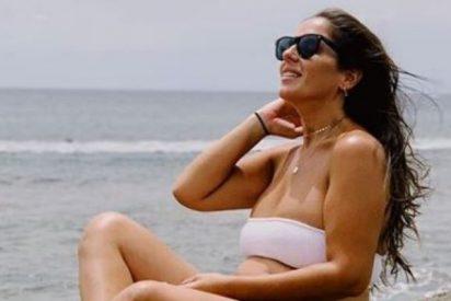 La foto de Anabel Pantoja con 10 kilos menos que muestra su gran cambio físico