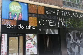 Madrid fomenta la cultura inaugurando 'Cines Embajadores', después de años de decadencia