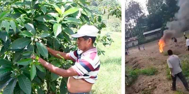 Domingo Choc: El asesinato del sanador maya, acusado de brujería y que fue quemado vivo