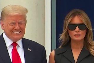 Trump anuncia que se pone en cuarentena junto con Melania...tras dar positivo en coronavirus