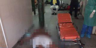 Abandonan a cadáveres con COVID-19 en la sala de espera de un hospital de Venezuela, el 'paraíso' de Sánchez e Iglesias