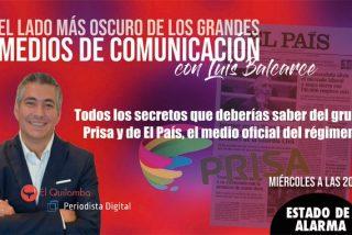 Luis Balcarce disecciona al Grupo PRISA: