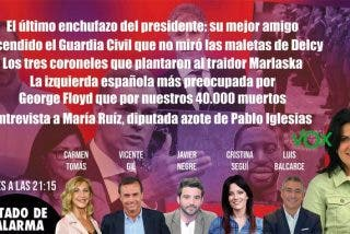 Todos los detalles del 'enchufazo' del mejor amigo de Sánchez y entrevista a María Ruiz de VOX