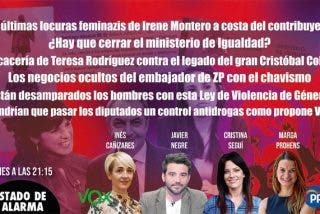 TERTULIA / ¿Deben los diputados pasar por un control antidroga como dice VOX? ¿Ha cobrado Zapatero de Venezuela?