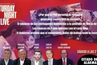 TERTULIA / Los salvajes chachorros de Bildu y la complicidad del PNV en la ratonera contra VOX