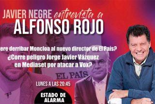 Entrevista a Alfonso Rojo: ¿Quiere cargarse Iván Redondo al jefe de PRISA? ¿Tiene los días contados Jorge Javier en Telecinco?
