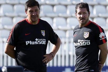 El 'Mono' Burgos deja al Atlético de Madrid para iniciar su carrera de primer entrenador