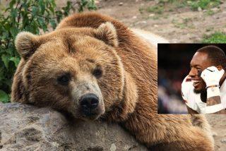 El aterrador instante en el que Ha Ha Clinton-Dix, jugador de los Dallas Cowboys, se da de bruces con dos osos en su casa