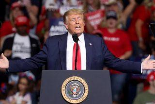 Donald Trump llama 'guerreros' a los miles de seguidores que asisten a su primer acto de campaña