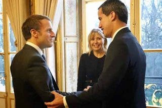El 'bofetón' de Francia a la dictadura de Nicolás Maduro y a su búsqueda desesperada de Juan Guaidó