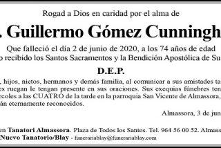 Se nos fue una de los nuestros, un policía valiente y entregado a sus compañeros y a los valores Democráticos. Guillermo Gómez Cunningham