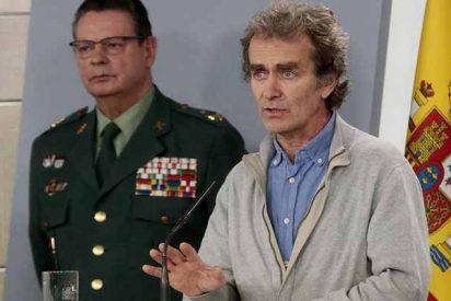 La Guardia Civil empapela a Fernando Simón: