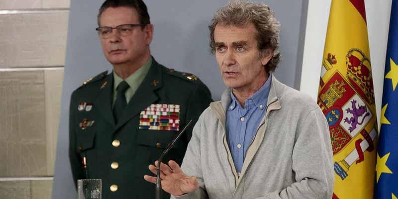 """La Guardia Civil empapela a Fernando Simón: """"Conocía el grado de peligrosidad de la enfermedad desde febrero"""""""