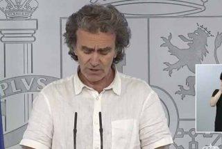 Fernando Simón se atreve con otra frase nauseabunda: