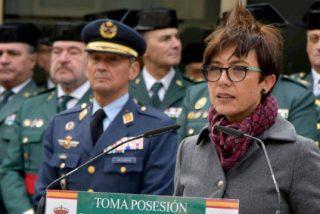 """La Guardia Civil, de uñas con su directora general: """"Ya no confiamos en ella"""""""