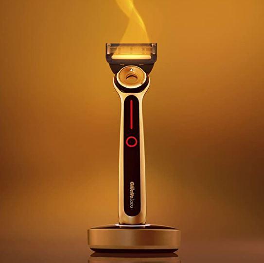 """Gillette Labs Heated Razor"