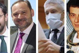 """""""¡Gobierno dimisión!"""": Duque, Marlaska y Ábalos, en ese orden, los más detestados por Màxim Huerta"""