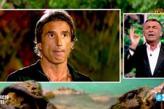 'Supervivientes 2020': Hugo Sierra anuncia que abandona la televisión y Jorge Javier Vázquez le humilla de manera salvaje