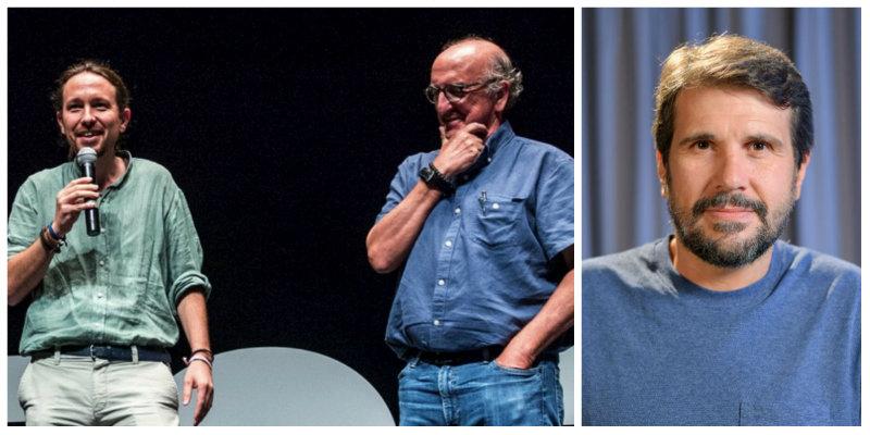 Zarpazo de Iglesias a la libertad de información: enchufa en Competencia a un comunista íntimo de Roures para controlar las televisiones
