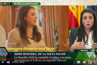 Irene Montero miente como una bellaca: