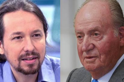 El Rey Juan Carlos dirige una operación contra Podemos que sentencia a Pablo Iglesias tras el verano