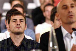 Casillas no se presentará a las elecciones de la Federación Española de Fútbol y acusa a Rubiales: