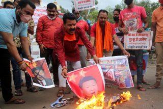 India ofrece las cifras de su 'batalla' contra China: 76 soldados heridos y 20 muertos