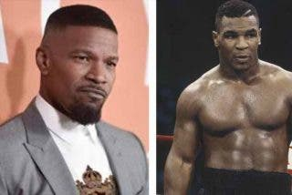 Expectación total en Hollywood: Jamie Foxx aparece muy cachas para interpretar al Tyson de Scorsese