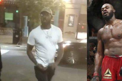 El campeón de los pesos pesados de UFC salió contra los manifestantes salvajes que protestan tras la muerte de George Floyd