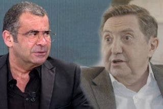 """Jiménez Losantos mete un zasca a Jorge Javier: """"Santiago Abascal y su padre no defendían la dictadura, te defendían a ti"""""""